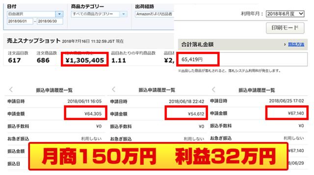 プチリッチOn-Line・月商150万円利益32万円.PNG